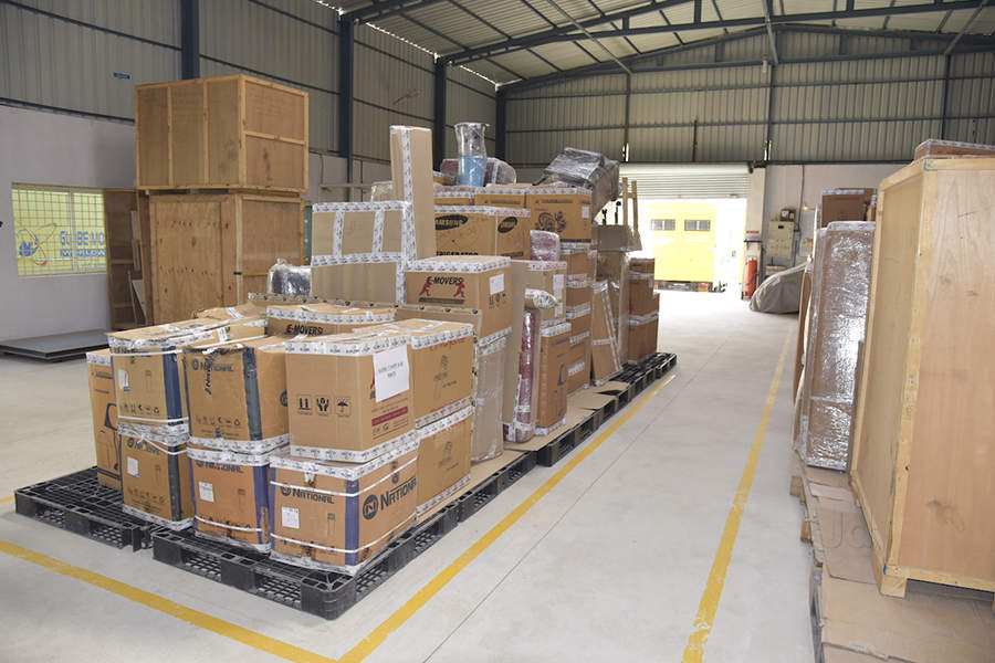 Storage Services Amar Packers & movers