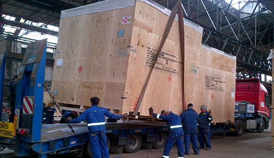 Industrial Goods Services Amar Packers & movers