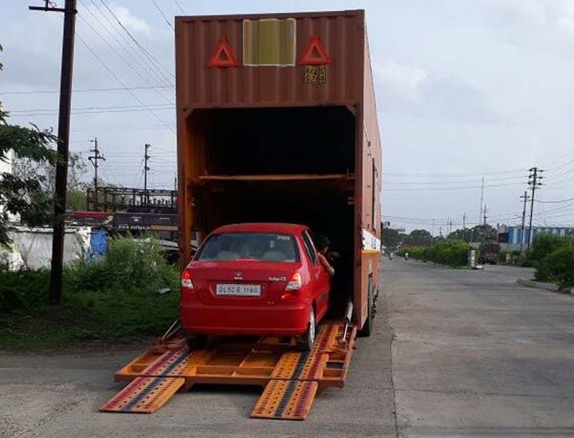 Car Relocation Services Amar Packers & movers
